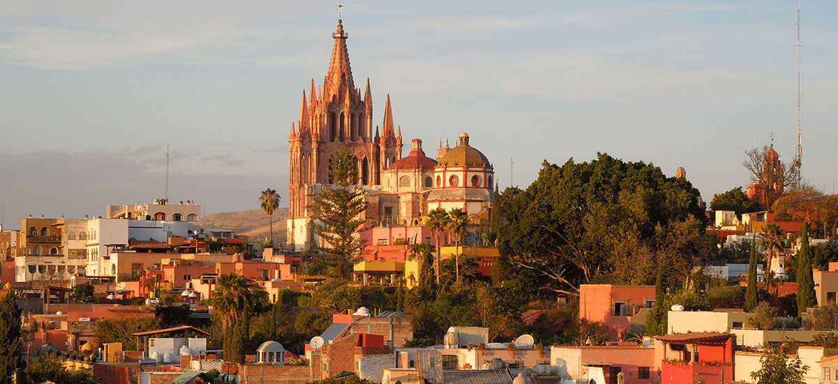 Art, History and Food Travel Study trip to San Miguel de Allende, Mexico