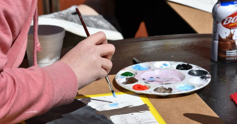 Equipping Yourself With Art Class Essentials On A Budget